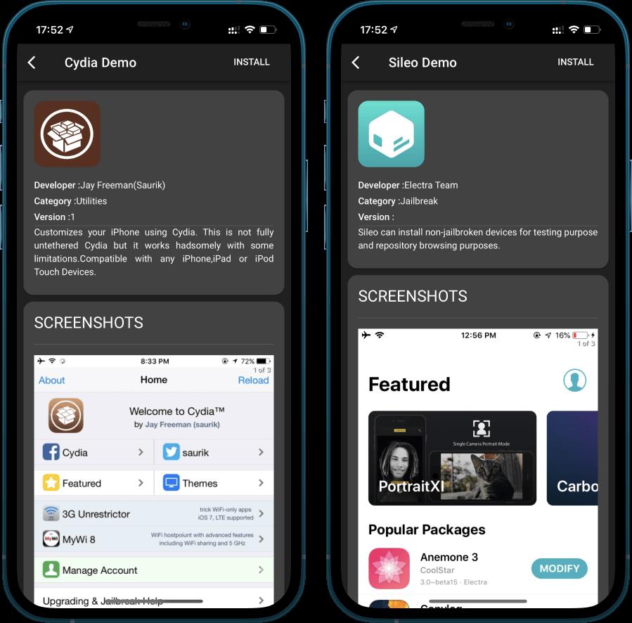 Cydia / Sileo Install iOS 14.5